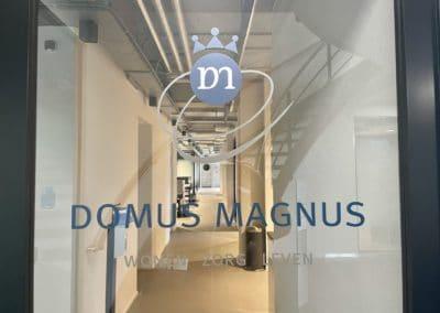 Deur Domus Magnus