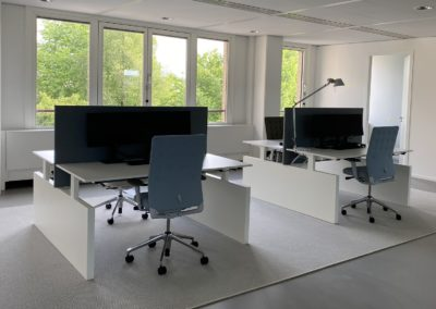 Hermans & Schuttevaer werkplekken