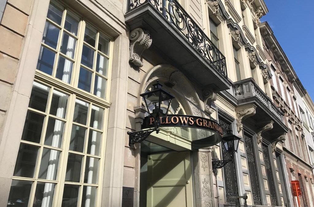 Pillows hotel Gent