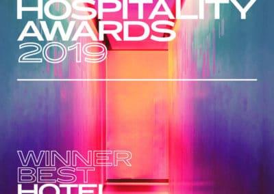 Pillows Hotel Gent Hospitality awards