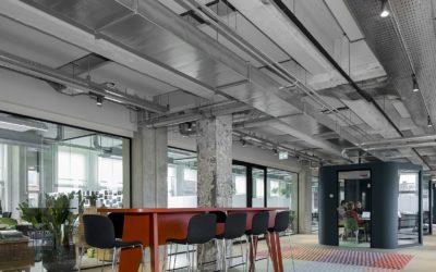 Het juiste systeem om lucht te zuiveren op kantoor